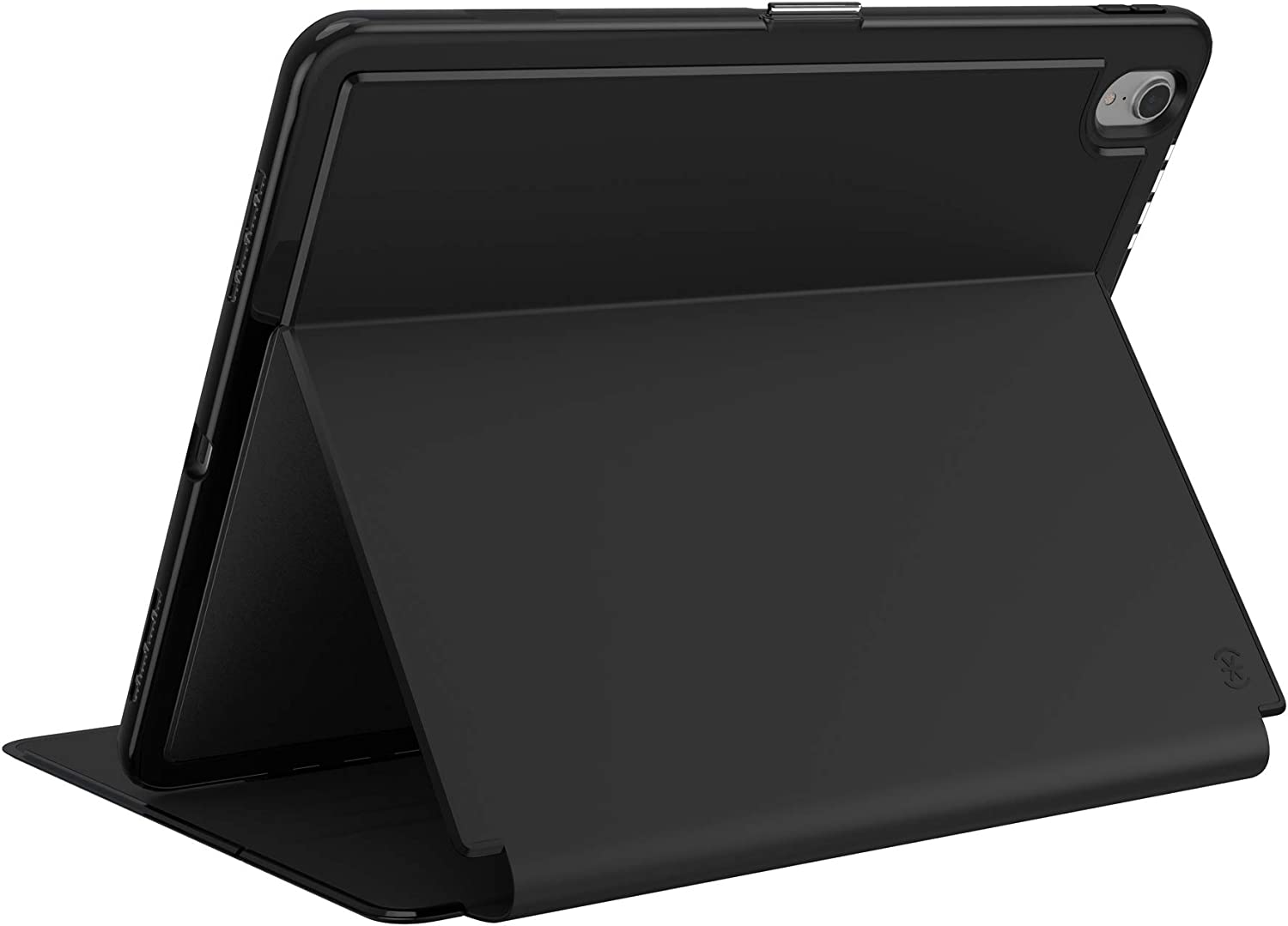 Speck Products Presidio PRO Folio 12.9-inch iPad Pro Case (2018), Black/Black
