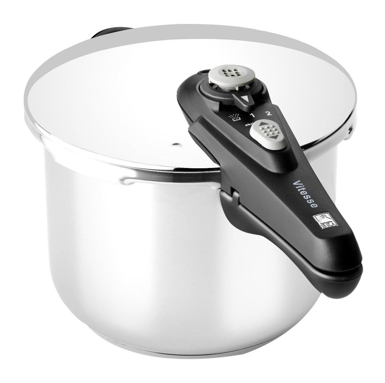 Braisogona BRA Vitesse - Fast pressure cooker, 3 l, 18/10 stainless steel Braisogona_A185100