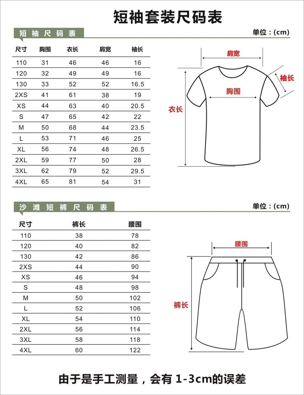 Pyjamas Short imprim/é Naruto adapt/é aux Sports WOONN Shorts et Manches Courtes Loisirs