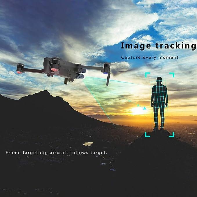 HUBSAN Zino Pro GPS FPV Drone Plegable 4K Cámara 3 Ejes Cardán 4KM ...
