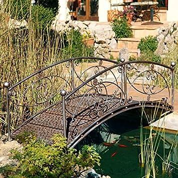 Gartenbrücke Ponte Di Venezia Groß Amazonde Garten