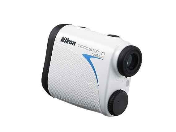 Golf Entfernungsmesser Nikon : Nikon coolshot 20 golf laser entfernungsmesser rangefinder: amazon