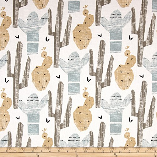 Premier Prints 0528846 Cactus Fabric by The Yard, Awendela
