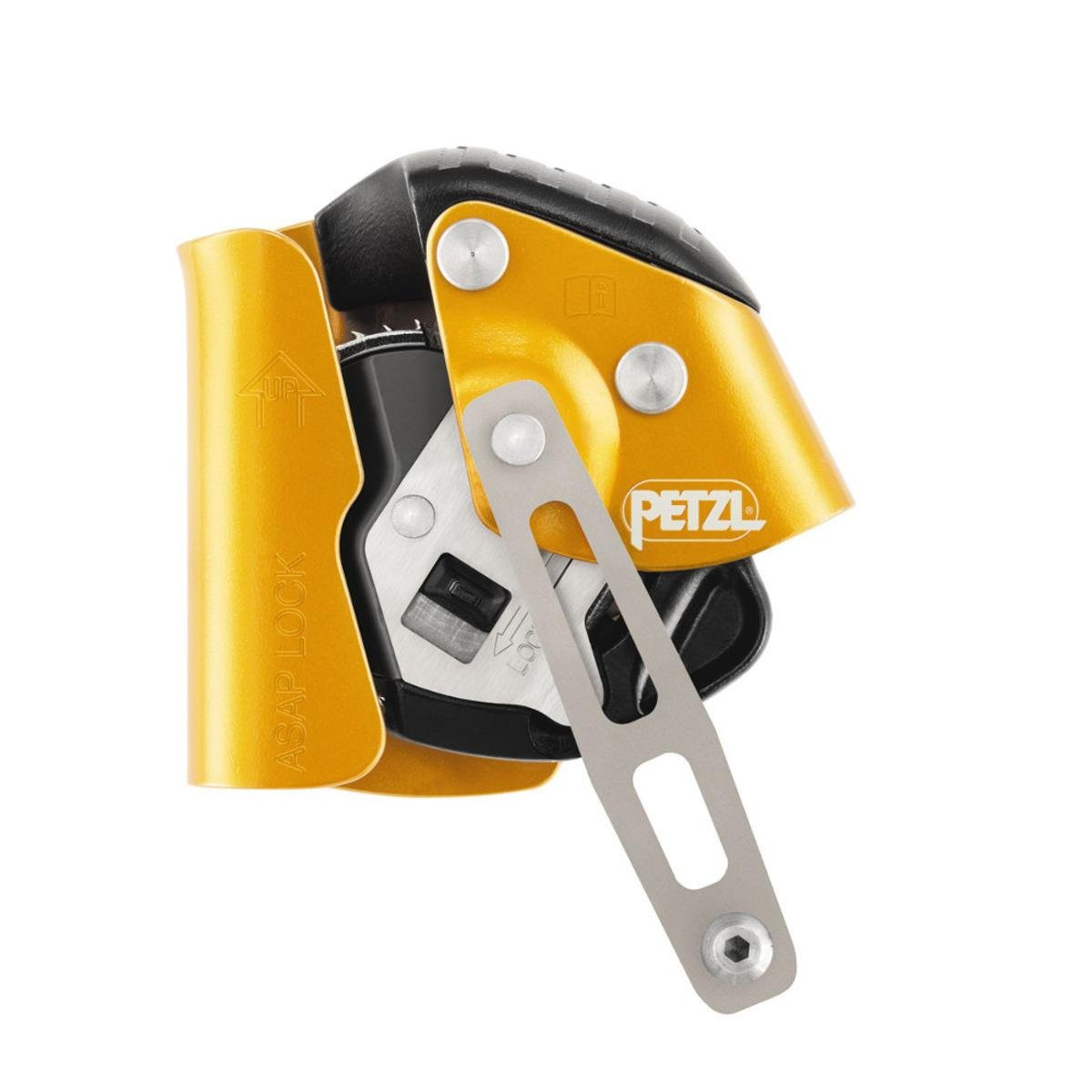 Petzl - ASAP LOCK, Mobile Fall Arrester with Locking Function