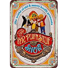 1970 The H.R. Pufnstuf Show Vintage Look Reproduction Metal Tin Sign 12X18 Inches