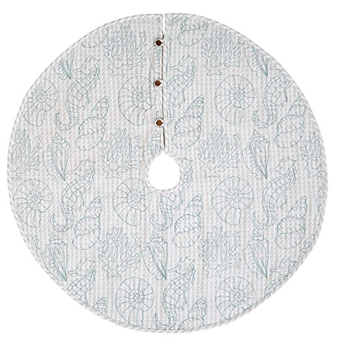VHC Brands Arielle Tree Skirt 48