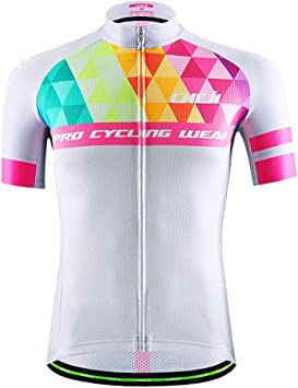 Amur Leopard Maillot Ciclismo de Hombre Camiseta de Manga Corta Ciclismo Transpirable Secado Rápido para Hombre: Amazon.es: Deportes y aire libre
