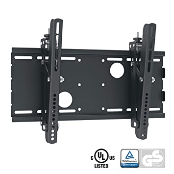 sony tv wall mount. black adjustable tilt/tilting wall mount bracket for sony bravia kdl-32bx320 32\u0026quot; tv w