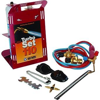 Telford Group OXY-131090.02M Turbo Set 110 - Juego de accesorios