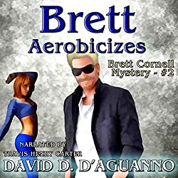 Brett Aerobicizes
