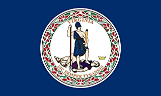 product image for Valley Forge Flag 23232460 State Flag, 2' x 3', 0