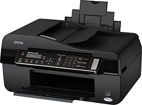 Epson Workforce 520 Inyección de Tinta 15 ppm 5760 x 1440 ...