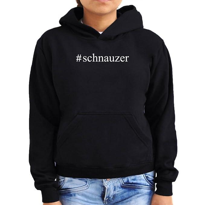 Hashtag Schnauzer Hoodie n5DvE4DW