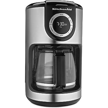 Amazon Com Kitchenaid Kcm1202ob 12 Cup Glass Carafe