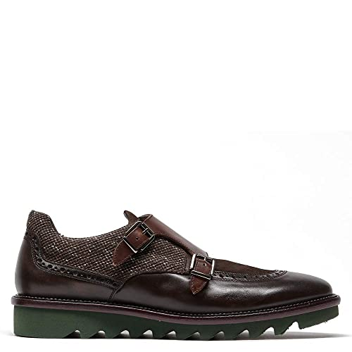 2bdfe771 Prada Mx Zapato Formal Hombre 08003224MK4: Amazon.com.mx: Ropa ...