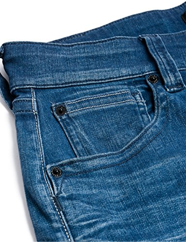 Newswenfani Denim REPLAY Blue 9 Donne Blu Pantaloni pPOPZd