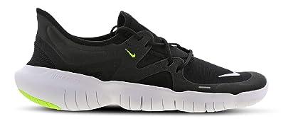 new arrival 6de95 f4b4f Nike Herren Free Rn 5.0 Laufschuhe, Schwarz (Black White-Anthracite-Volt