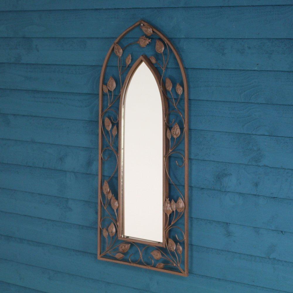 Gardman Gothic Arch Mirror WallArt
