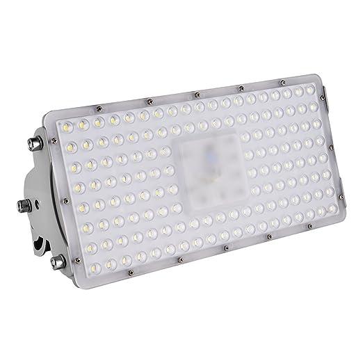 100 W LED montado exterior Foco Proyector Luz, Himanjie - Foco LED ...