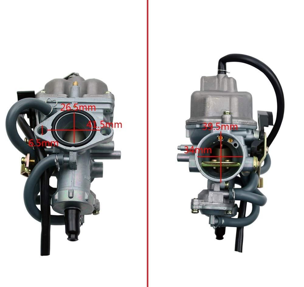 TRX250TE TRX250TM ATV/CARBURETOR/FOR/honda recon 250 carburetor trx250te carb TRX250TE carbureto TRX250TM carbureto HONDA TRX 250 TRX250 RECON 1997-2001/CARB