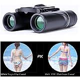 Apexel Binoculars For Adults Kids, Compact Lightweight 8x21 Folding Mini Binoculars,Waterproof Fogproof HD Binoculars For Bird Watching/Concert Theater Opera/Hiking