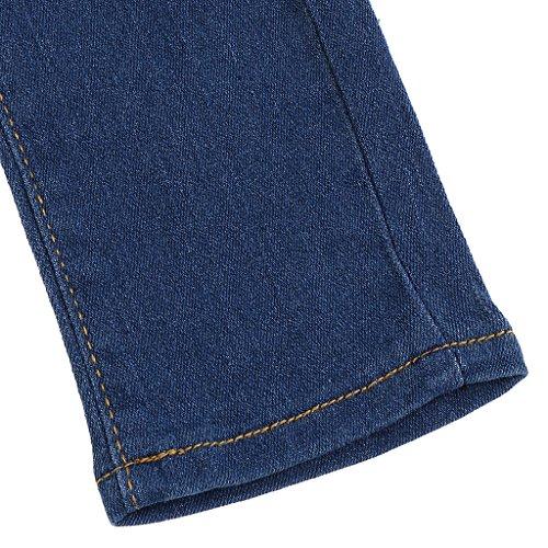 Afflig En Femme Bleu Denim Jeans Vtements Pantalon Baoblade Ripped a4nYqYS