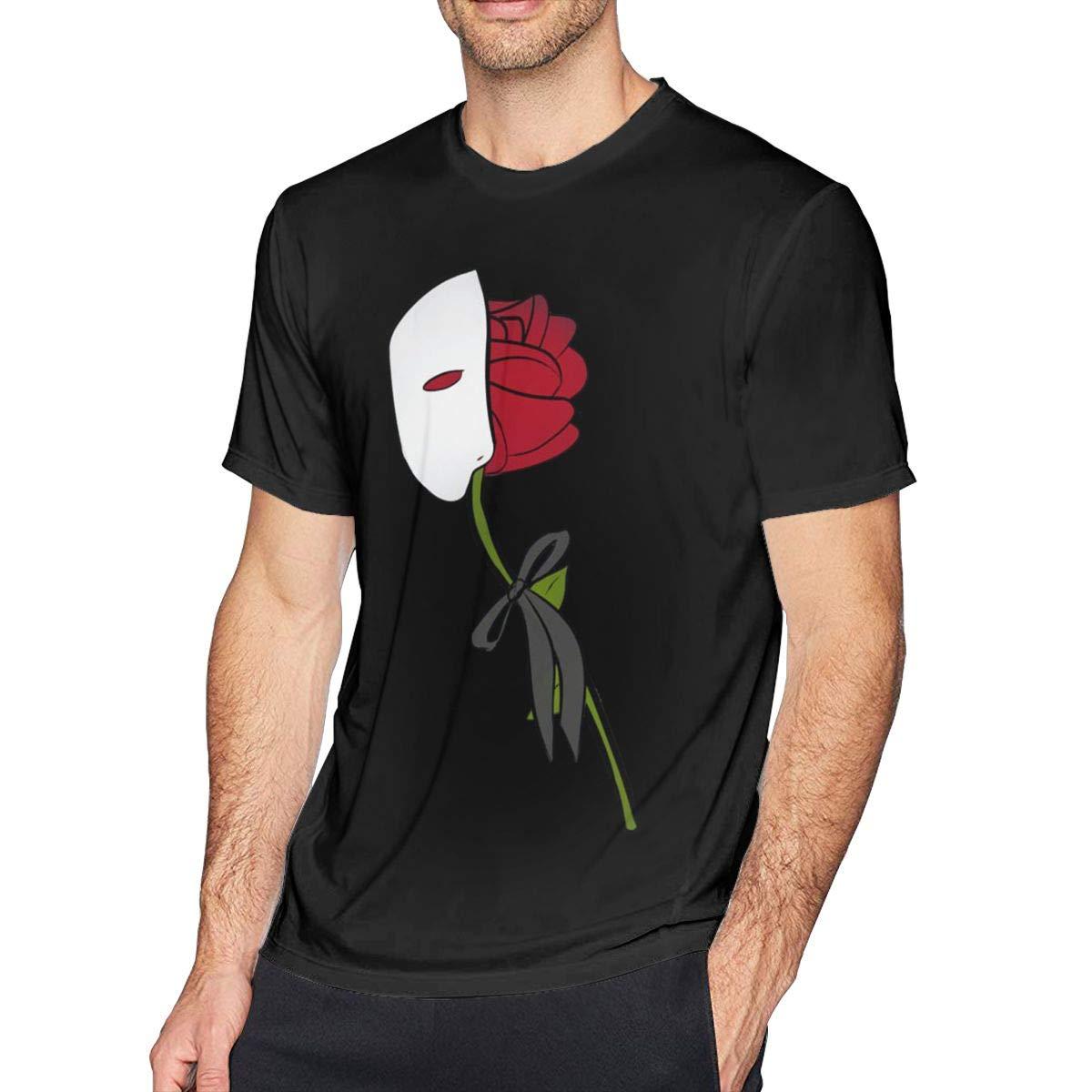 Lemonationop The Phantom Of The Opera S Unisex For Black T Shirt