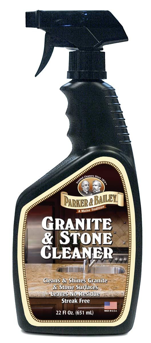 Parker and Bailey- Granite & Stone Cleaner Bundled with Kitchen Cabinet Cream by Parker & Bailey (Image #6)