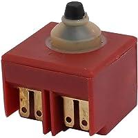sourcingmap Amoladora angular de piezas del interruptor del empuje Botton para Makita…