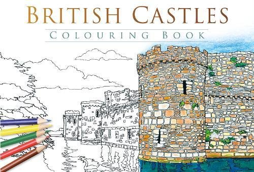 Read Online British Castles Colouring Book ebook
