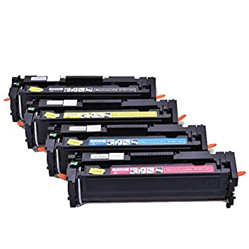 Cartucho de tóner compatible HP CF500A HP202A para impresoras ...