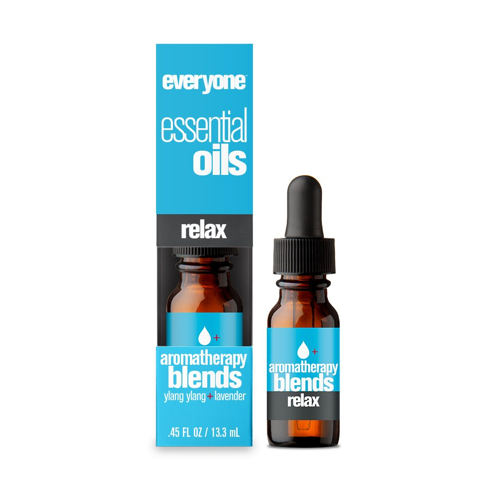 Everyone Essential Oil, Relax, 0.45 Ounce: Beauty