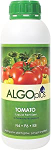 AlgoPlus Tomato - Liquid Fertilizer & Plant Food 1-Liter Bottle