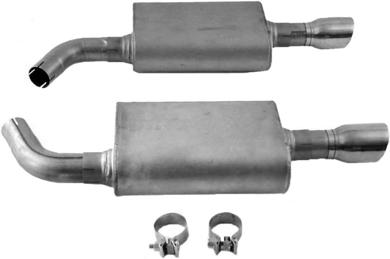 Dynomax 39502 Stainless Steel Exhaust System