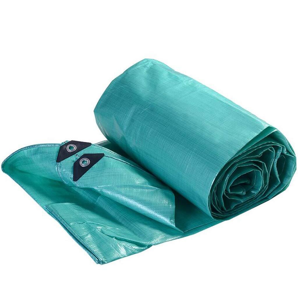 Plane Verdicktes regendichtes Tuch-große LKW Plastikregen-Tuch Farbstreifen-Tuch gesponnene Stoff-Wasserdichte Sonnenschutzes Lostgaming