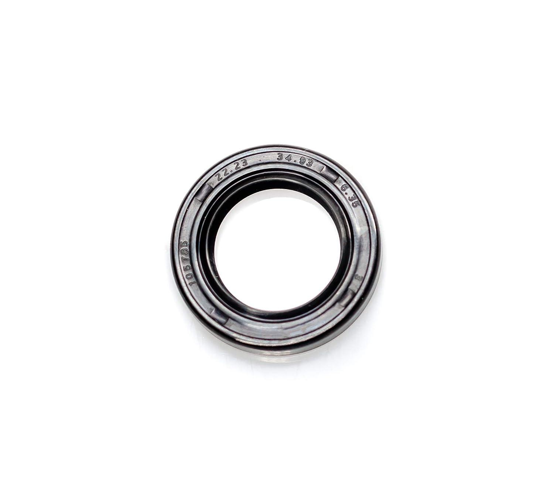 Oil Seal 7//8x1 3//8x1//4 0.875x1.375x0.25 Oil Seal Grease Seal TC |EAI Double Lip w//Garter Spring 2 PCS Single Metal Case w//Nitrile Rubber Coating
