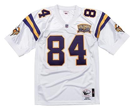 0256a524376 Amazon.com : Mitchell & Ness Randy Moss Minnesota Vikings NFL ...