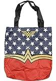 DC Comics Wonder Woman Packable Tote Bag