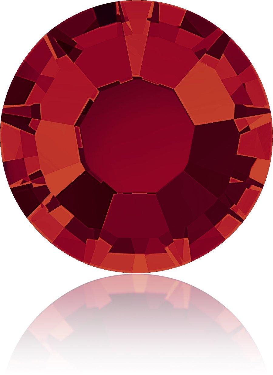 Aloraオーストリアラインストーンホットフィックスss6 (約2.0 MM )ライトシャム – 1440 pcバルクパック   B074WHNZYZ