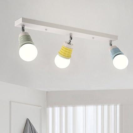 iluminación Lámpara de techo LED Lámpara de techo Lámpara de ...