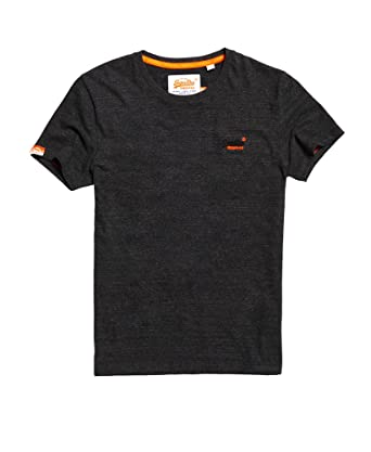 Label Embroidery Orange tbVBZU