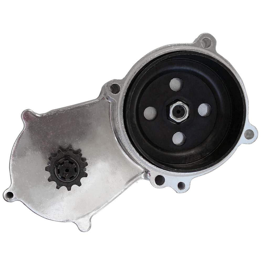 WPHMOTO 11T T8F Transmission Reduction Gear Box For 47cc 49c 2-Stroke Pocket Mini Bike