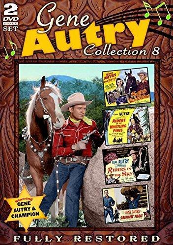 Gene Autry Movie Collection 8 ()
