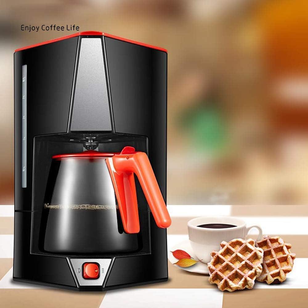 Jsmhh Máquina de café automática máquina de Espresso hogar Goteo ...