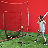 PowerNet Baseball Softball Practice Net 7x7 with