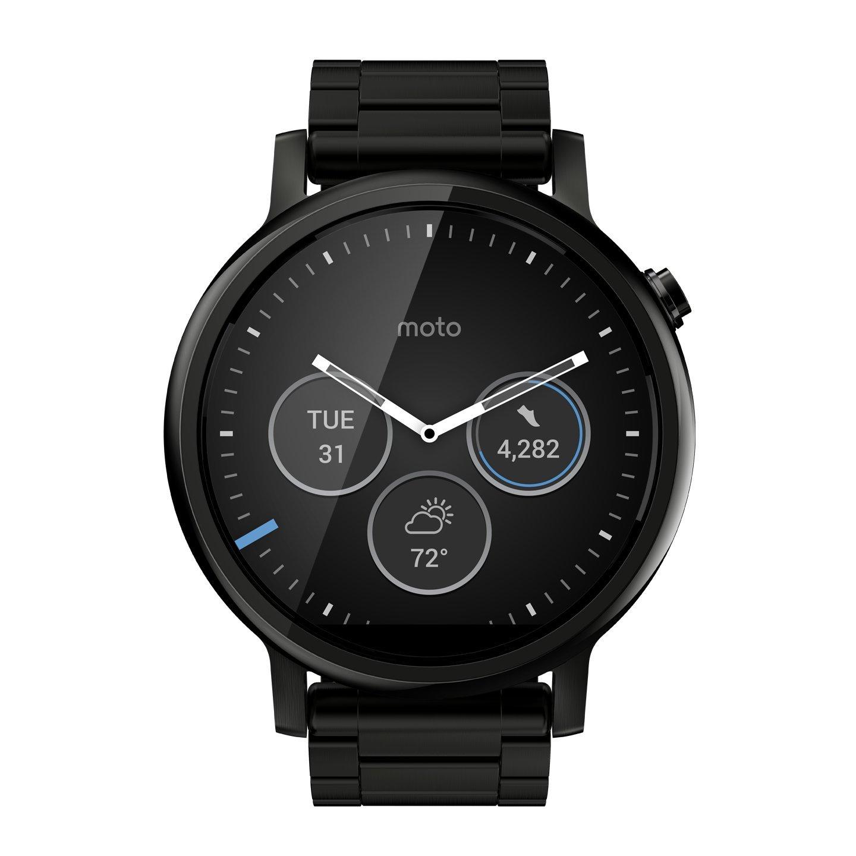 Motorola Moto 360 2Gen Reloj Inteligente Negro LCD 3,96 cm ...