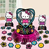 Hello Kitty 'Neon Tween' Table Decorating Kit (23pc)