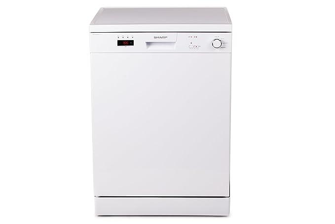 Sharp Home Appliances QW-C12F492W Independiente 12cubiertos A++ ...