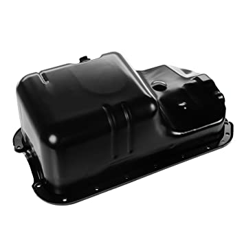 Amazon.com: Aceite de motor Pan Acero para 01 – 05 honda ...