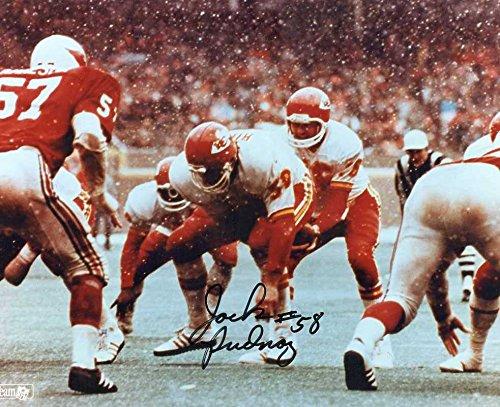 -COA 1969-1982 Jack Rudnay Autographed//Original Signed 8x10 Action-photo w//the Kansas City Athletics